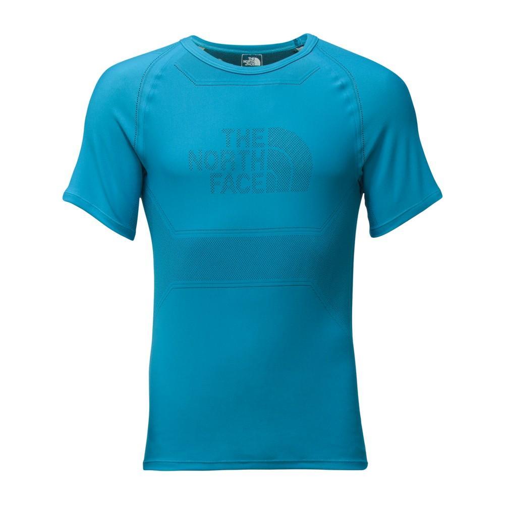 ebfdae9014da The North Face Flight Series Warp Short-Sleeve Shirt Men s Hyper Blue ...