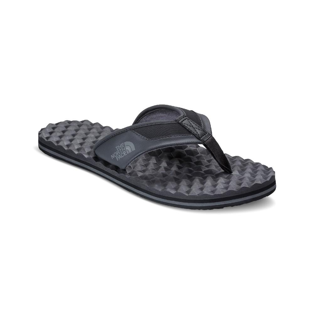 119c1d492fc The North Face Base Camp Plus Flip-Flops Men s TNF Black Graphite Grey