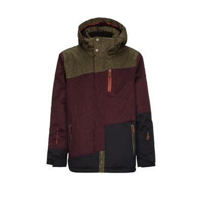 Killtec Barho Jr Function Jacket Zip-Off Hood Boys'
