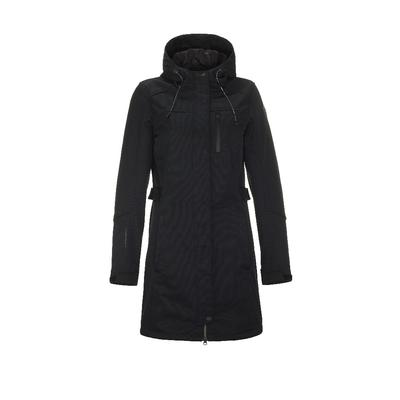 Killtec Merielle Softshell Parka With Zip-Off Hood Women's