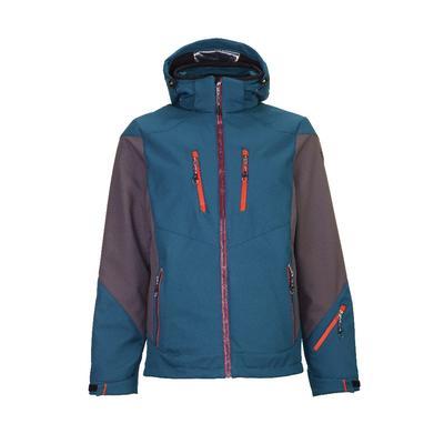 Killtec Frenko Softshell Jacket With Zip-Off Hood Men's