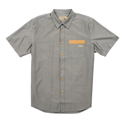 Flylow Phil A Chambray Short Sleeve Shirt Men's