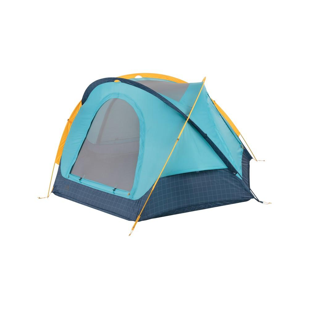 The North Face Homestead Dome 3 Tent Tadpole Blue/Shady Blue Window Plaid Print  sc 1 st  Bobu0027s Sports Chalet & The North Face Homestead Dome 3 Tent
