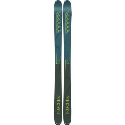 K2 Skis Poacher Flat Skis Men's