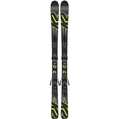 K2 Skis Konic 78 Skis with M3 10 Bindings Men's
