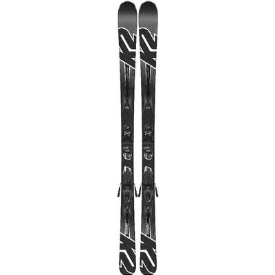 K2 Skis Konic 75 Skis with M2 10 Bindings Men's