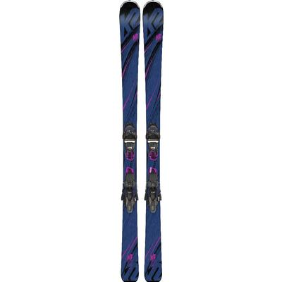 K2 Skis Endless Luv Skis with ER3 10 Bindings Women's