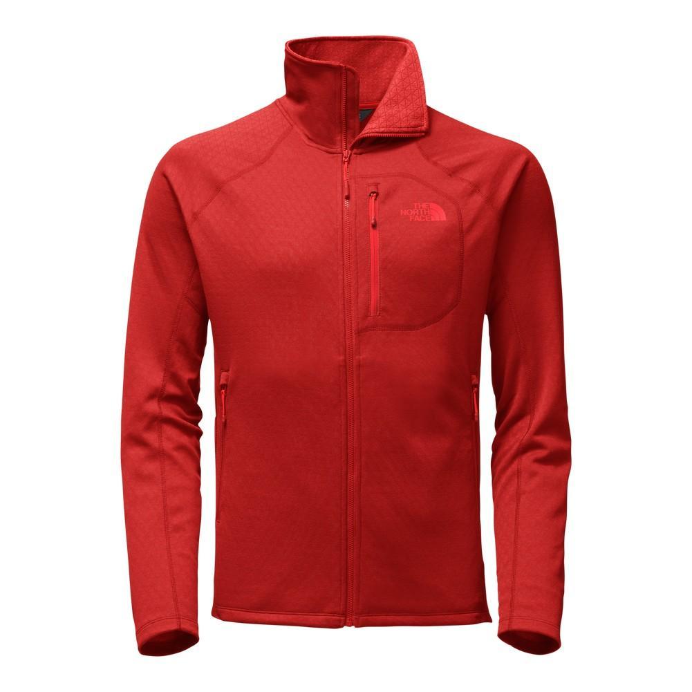 The North Face Fuse Progressor Fleece Full Zip Jacket Men's