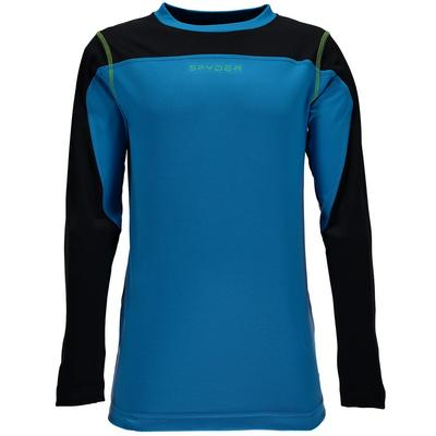 Spyder Havoc Long-Sleeve Tech Tee Shirt Boys'