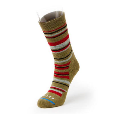 Fits Socks Medium Hiker Crew Socks