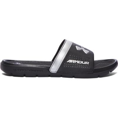 Under Armour Playmaker VI Slides Boys`