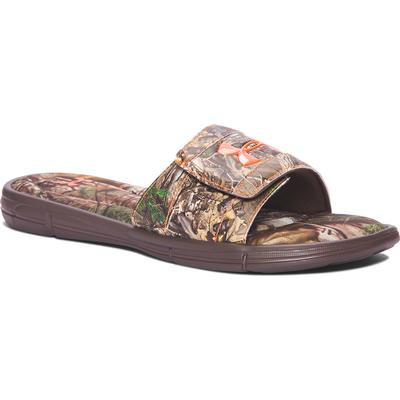 Under Armour Ignite Camo V Slides Men`s