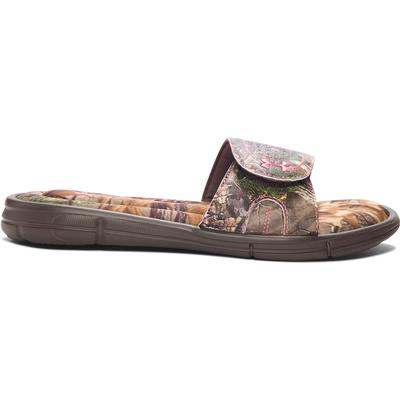 Under Armour Ignite Camo VIII Slides Women's