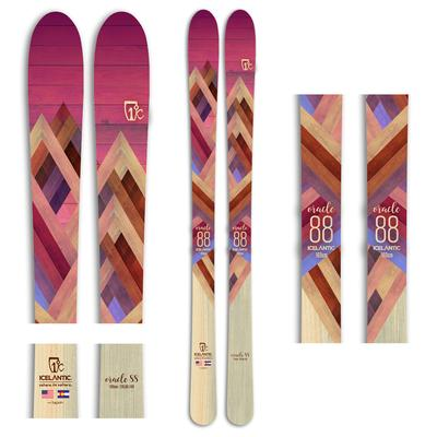 Icelantic Oracle 88 Skis Women's