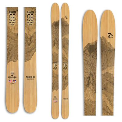 Icelantic Pioneer 96 Skis Men's