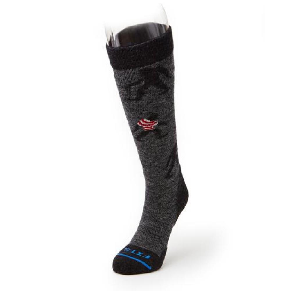Fits Sock Co.Light Ski Squatch Otc Socks