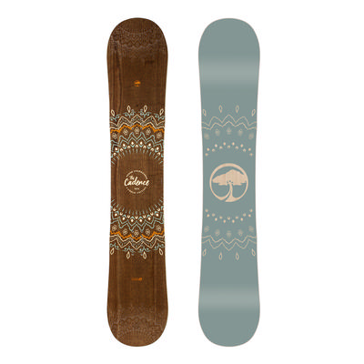 Arbor Cadence Camber Snowboard Women's