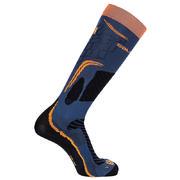 Salomon X-Pro Sock Vintage Indigo/Shocking Orange