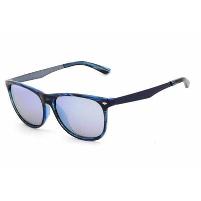 Peppers Broadway Sunglasses Shiny Black - Smoke Polarized