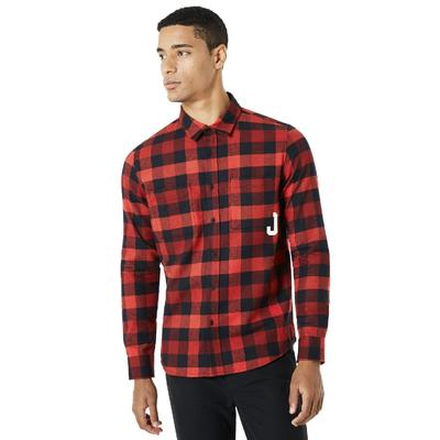 Oakley Icon Flannel Long Sleeve Shirt Men's