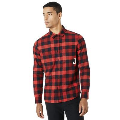 Oakley Icon Flannel Long Sleeve Shirt Men's