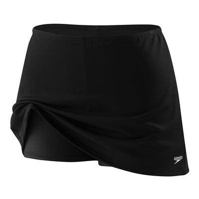 Speedo Skirtini Swim Skirt With Compression Shorts Women's