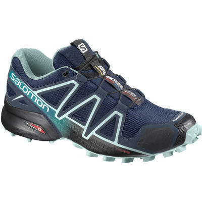 Salomon Speedcross 4 Wide Running Shoes Women's