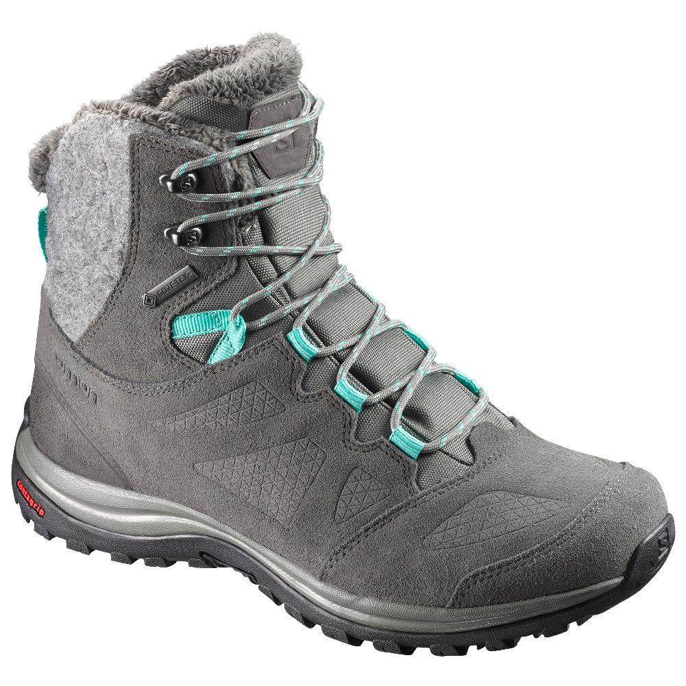 Salomon Ellipse Winter Gtx Hiking Boots Women's