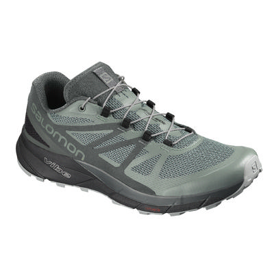 Salomon Sense Ride Invisible Fit GTX Trail-Running Shoes Men's