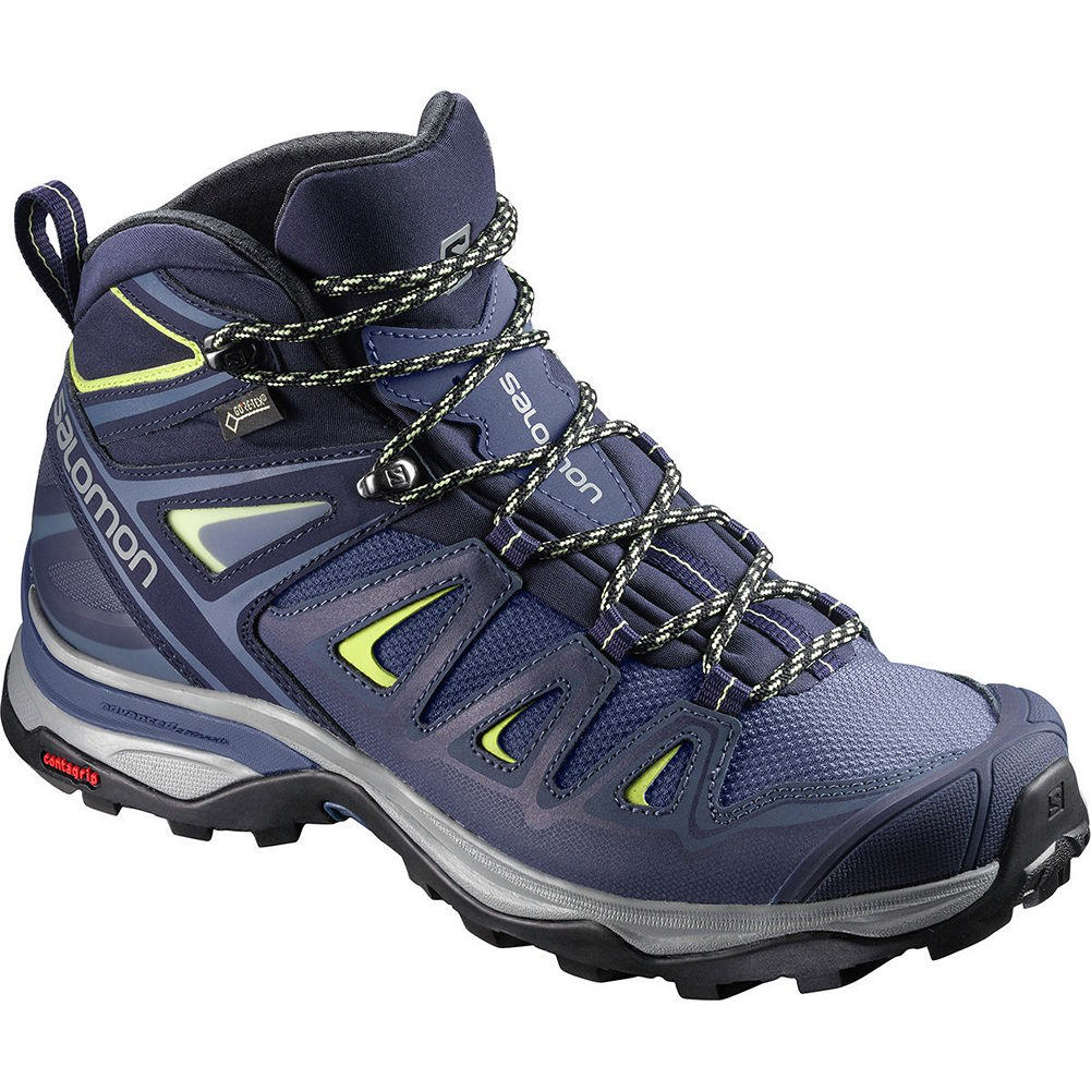 Salomon X Ultra 3 Wide Mid GTX Hiking Boots Women's