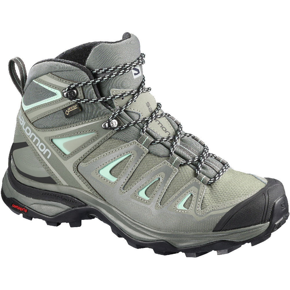 info for 2f3c3 c8e99 Salomon X Ultra 3 Wide Mid GTX W Hiking Boots Women's