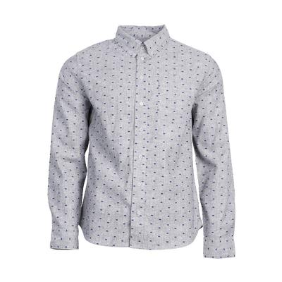 United By Blue Nord Stretch Print Button Down Shirt Men's