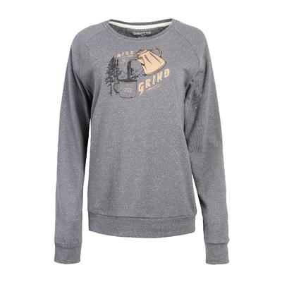 United By Blue Rise and Grind Crew Pull Over Sweatshirt Women's