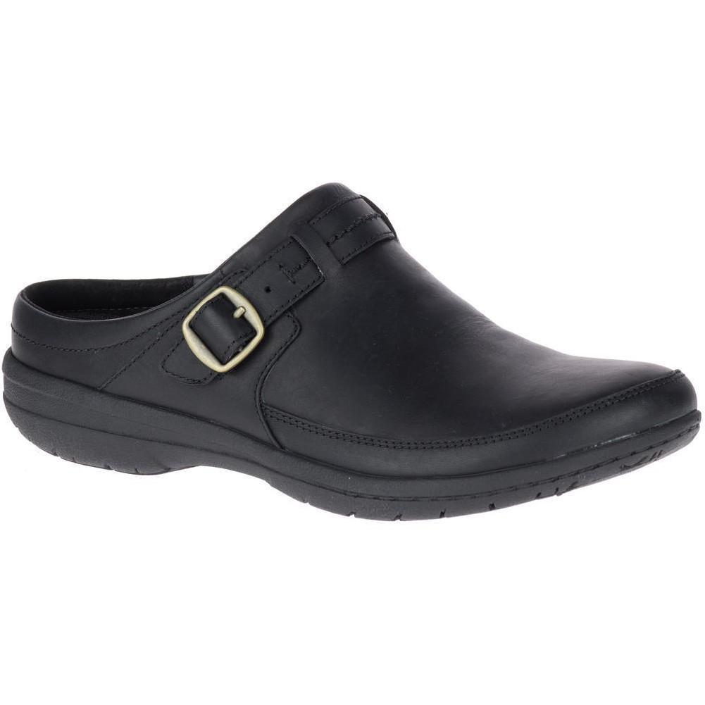 Merrell Encore Kassie Buckle Leather Shoes Women's