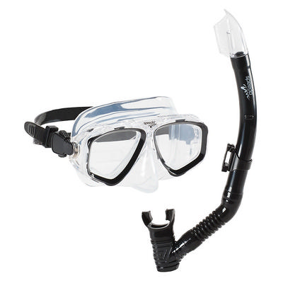 Speedo Adventure Mask and Snorkel Set - Adult