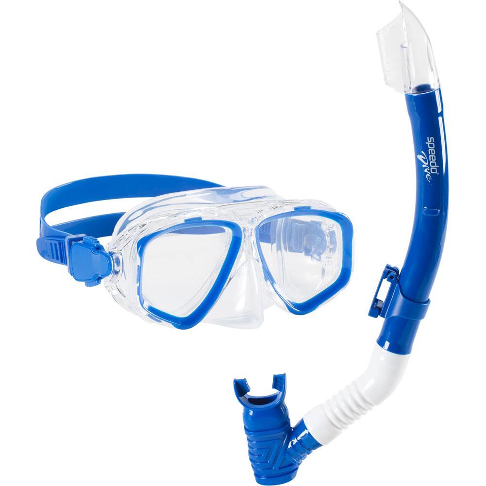 Speedo Adventure Jr Mask And Snorkel Set Kids '