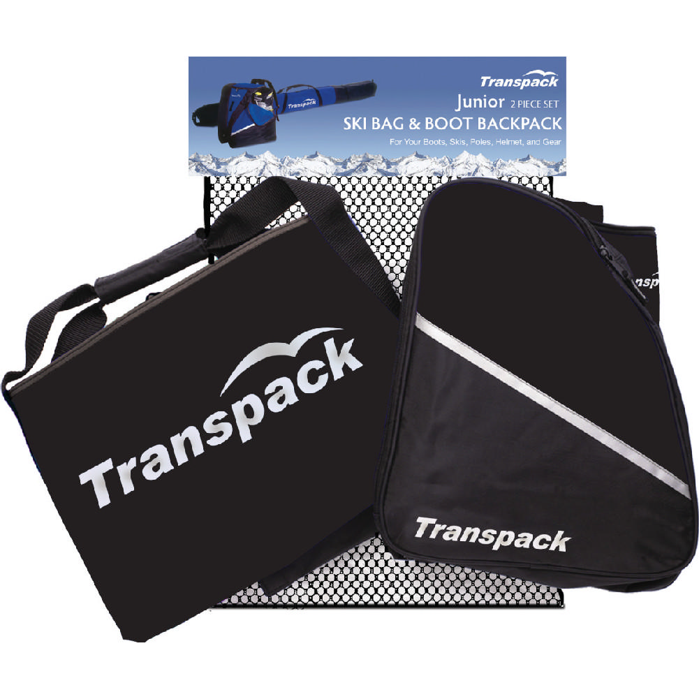 Transpack Snowboard 2 Piece Mesh Backpack