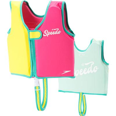 Speedo Begin To Swim Classic Swim Vest Girls'
