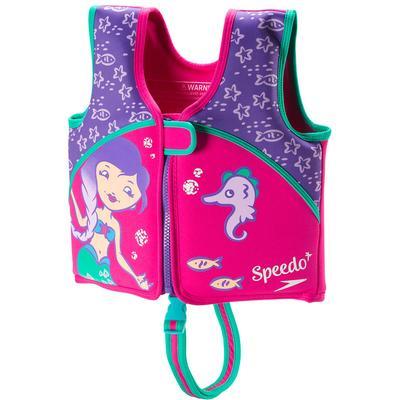 Speedo Begin To Swim Printed Neoprene Swim Vest Kids'