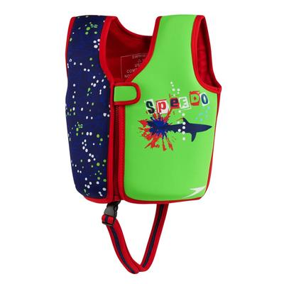 Speedo Begin To Swim Printed Swimvest Youth