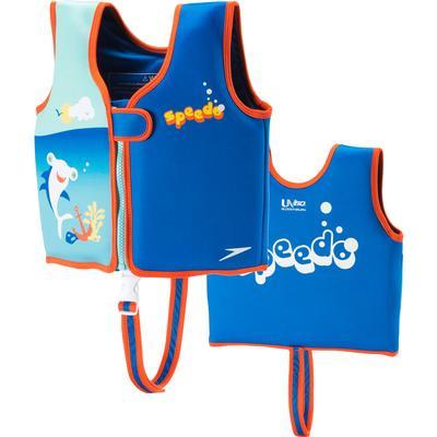 Speedo Begin To Swim Printed Neoprene Swim Vest Girls'