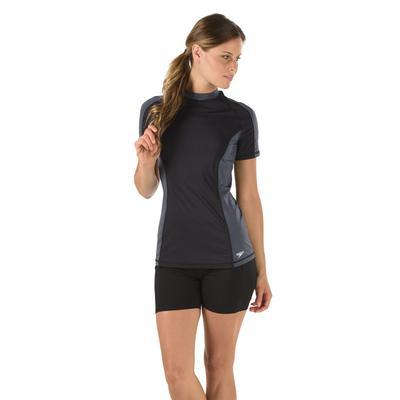 Speedo Short Sleeve Rashguard Women's