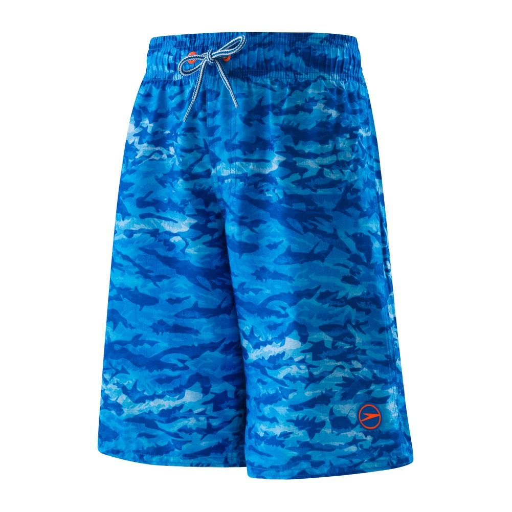 Speedo Sharkamo Volley Trunks Boys '