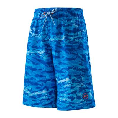 Speedo Sharkamo Volley Trunks Boy's