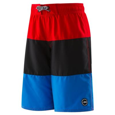 Speedo Solid Blocked Volley Trunks Boy's