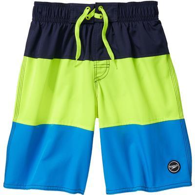 Speedo Solid Blocked Volley 18 Inch Board Shorts Boys'