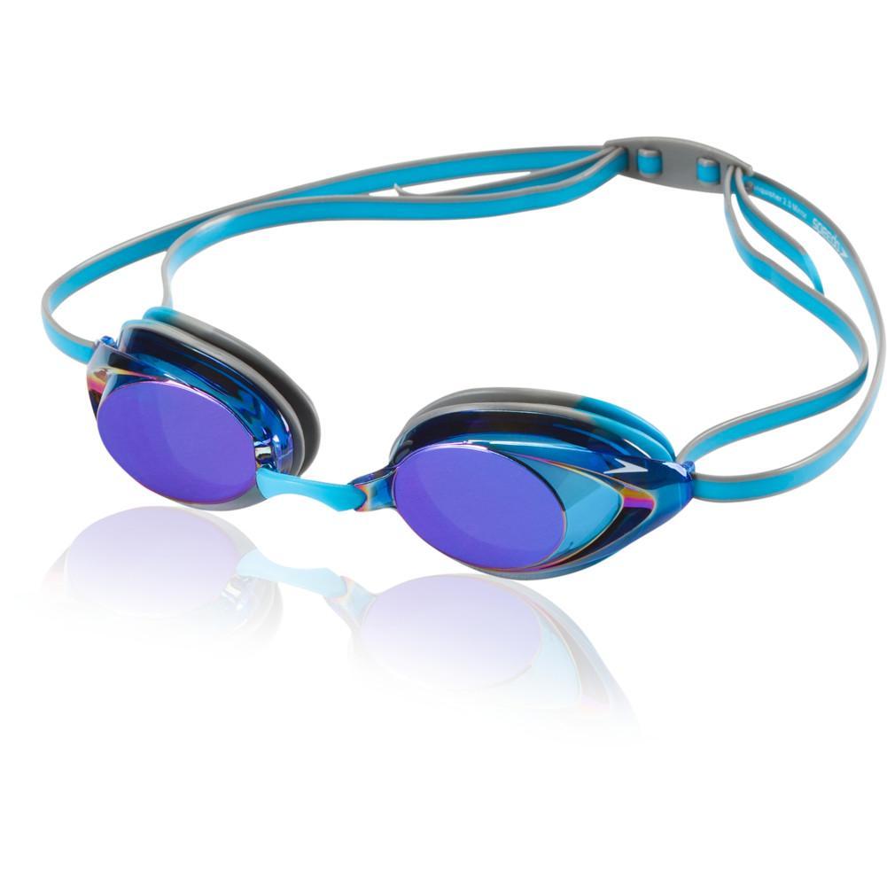Speedo Vanquisher 2.0 Mirrored Swim Goggles