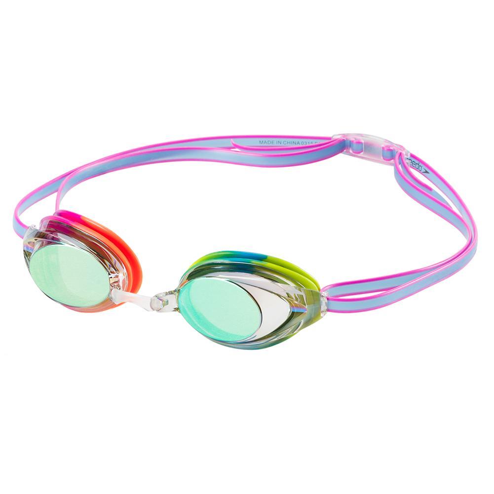 Speedo Vanquisher 2.0 Mirrored Swim Goggles Kids '