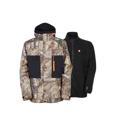 686 M AUTHENTIC SMARTY FORM JACKET
