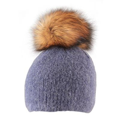 Starling Dust Pom Beanie